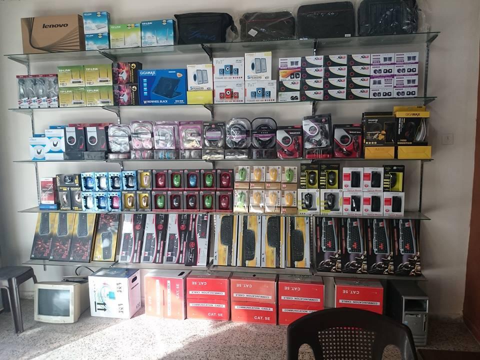 77a74f201 محل كمبيوتر كامل للبيع بمنطقة الشيخ رضوان - دليلي المملكة العربية السعودية